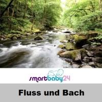 Fluss und Bach