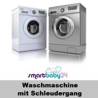 Waschmaschine mit Schleudergang