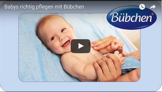 Baby richtig pflegen