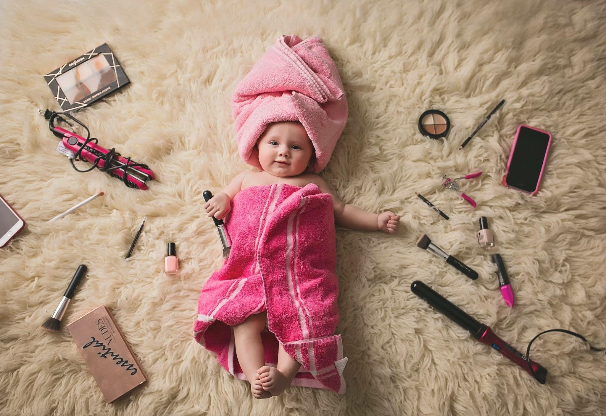 Tipps für ein Baby Fotoshooting zum selber machen